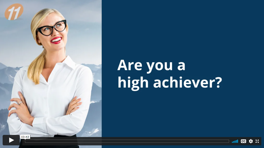 Are you a high achiever?