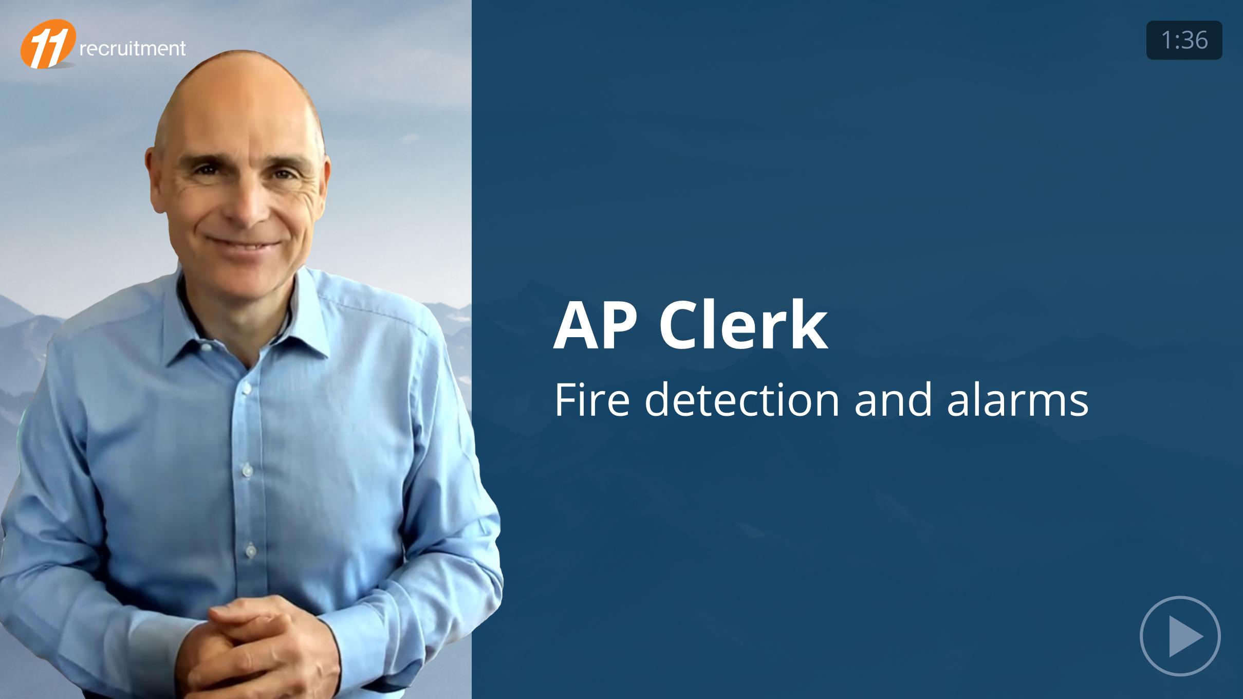 AP Clerk - Electrical
