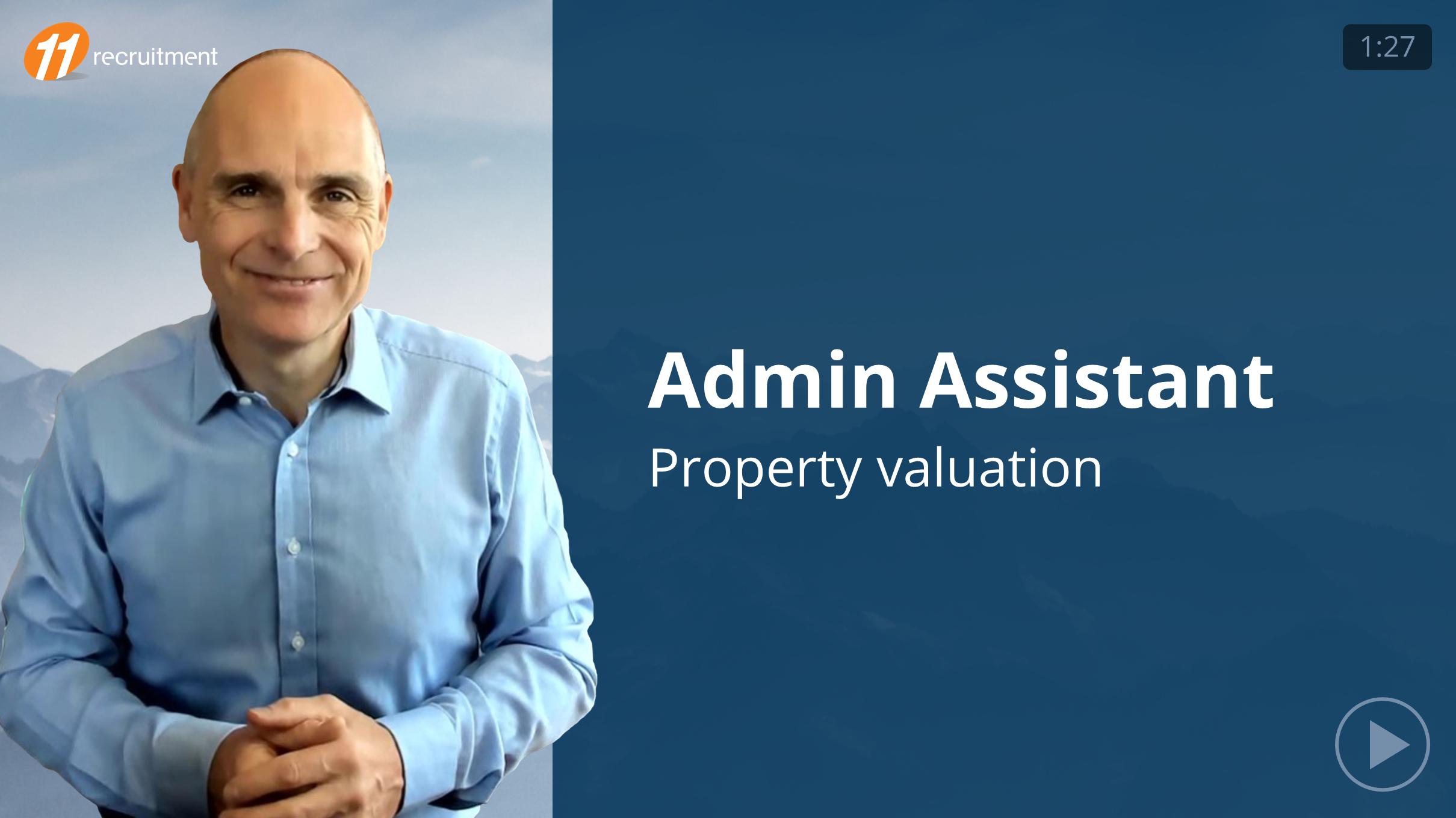Admin Assistant - Property
