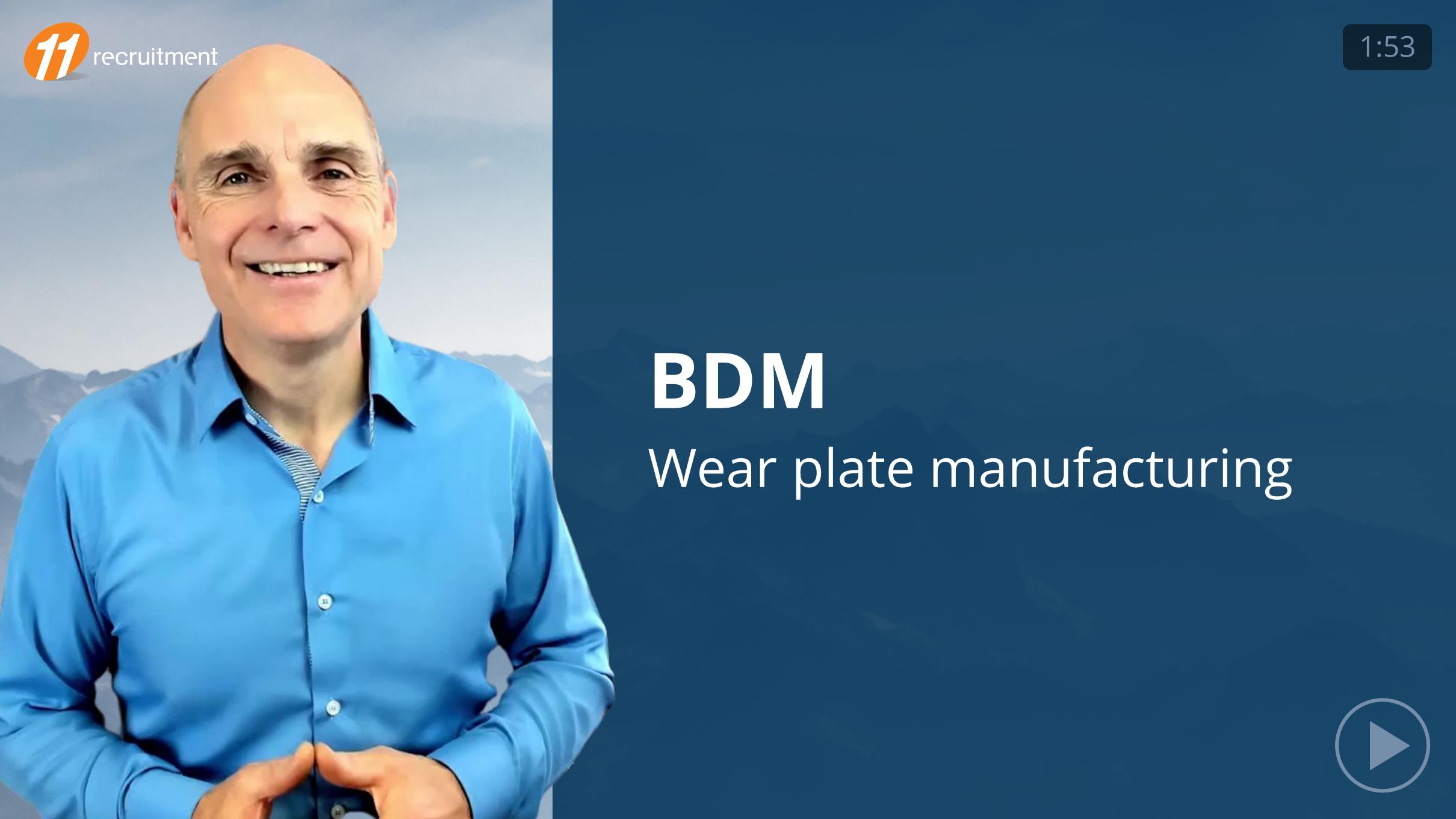 BDM - Mining