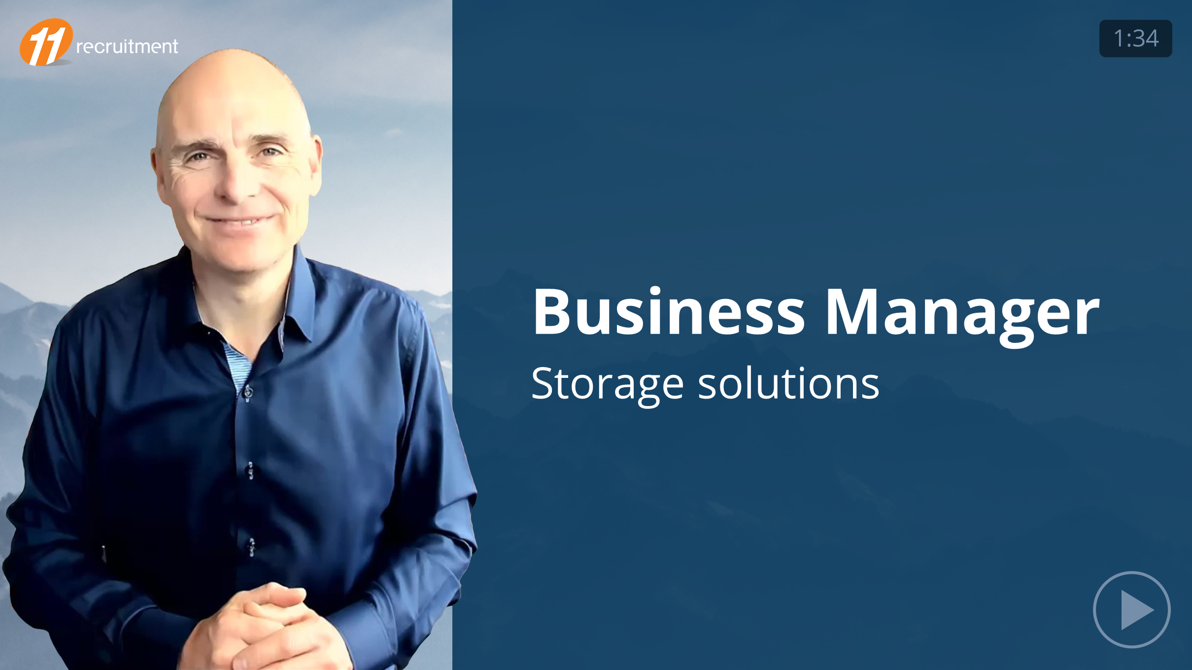 Business Manager - Storage