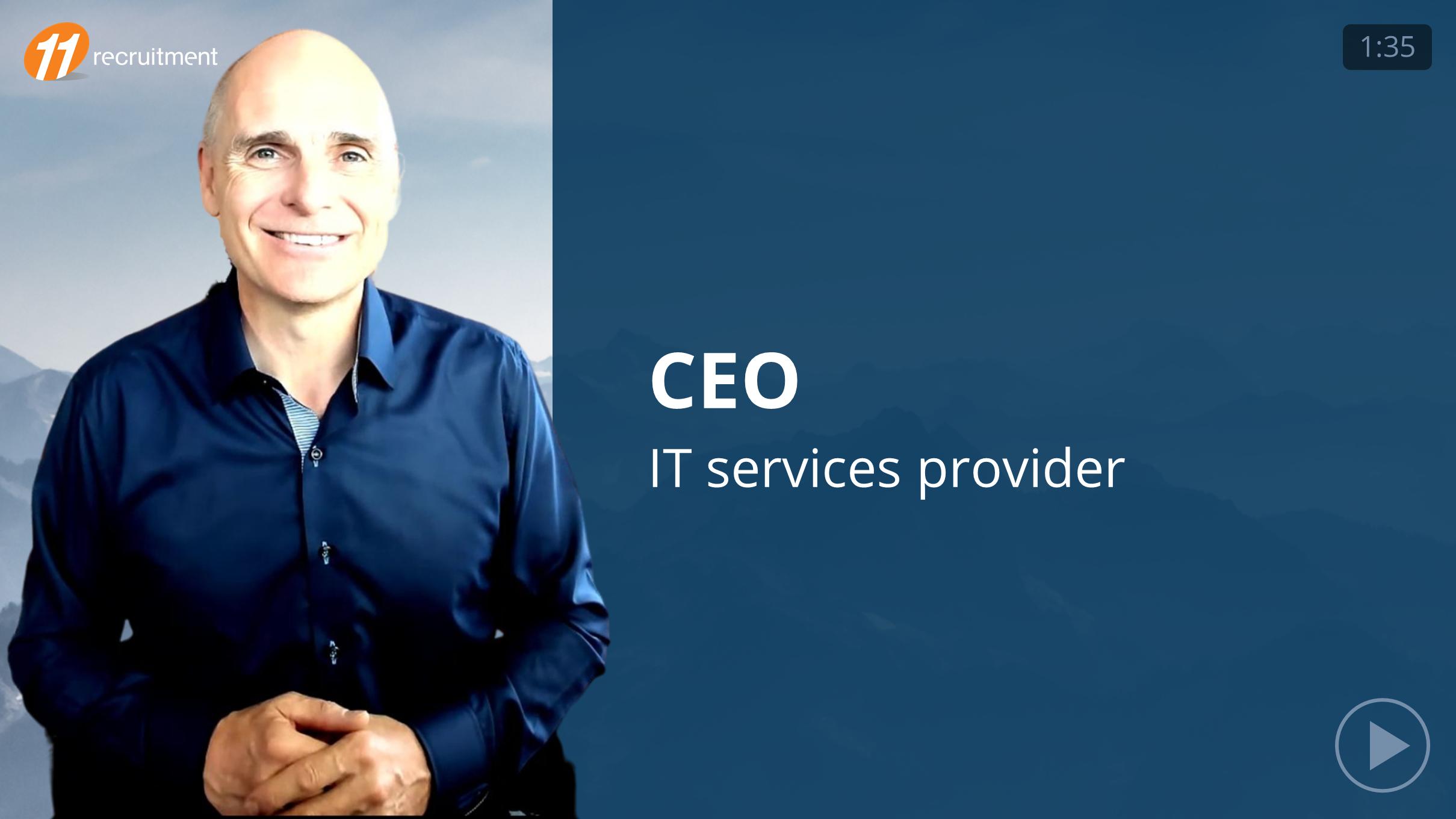 CEO - IT