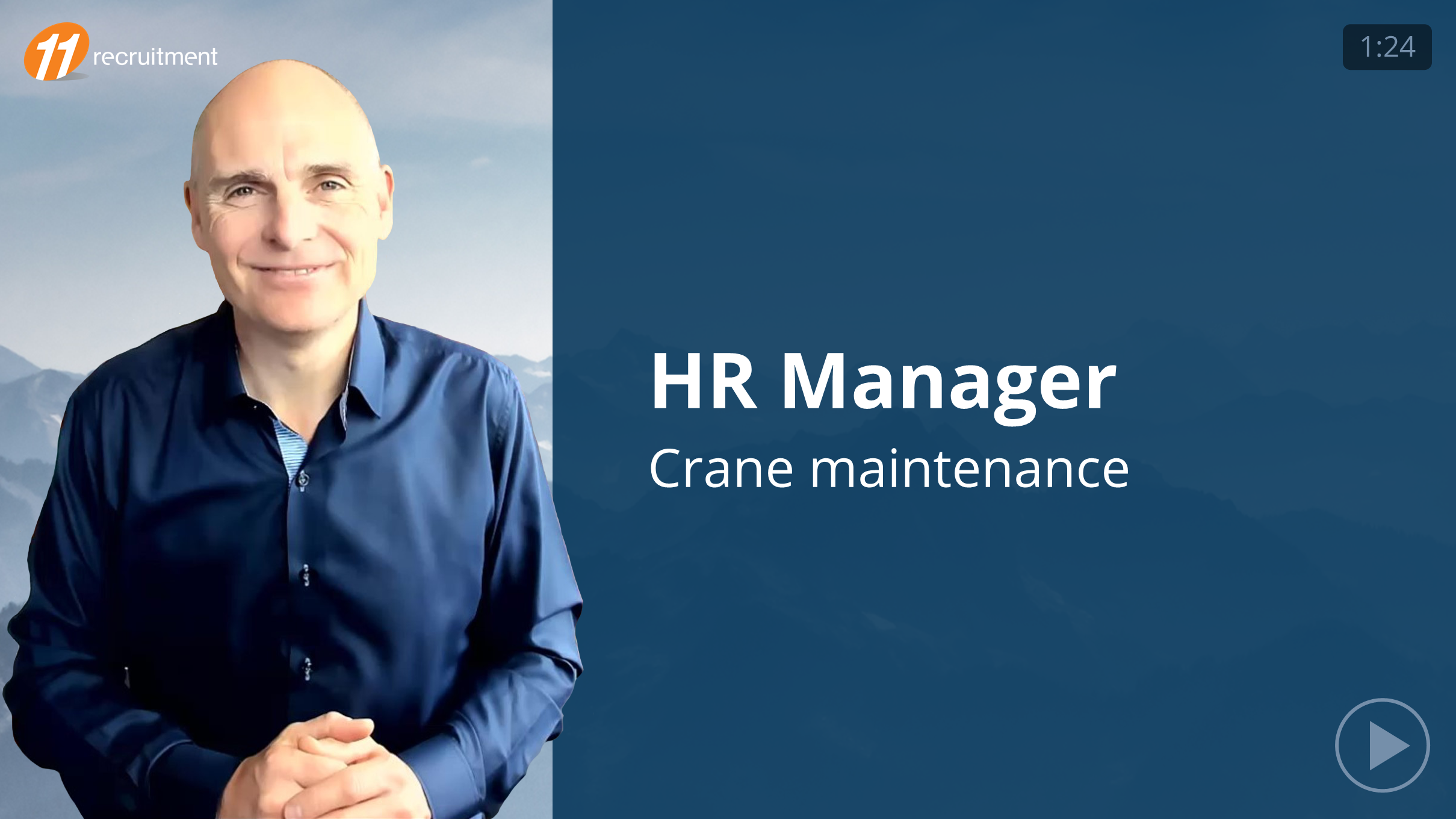 HR Manager - Machinery