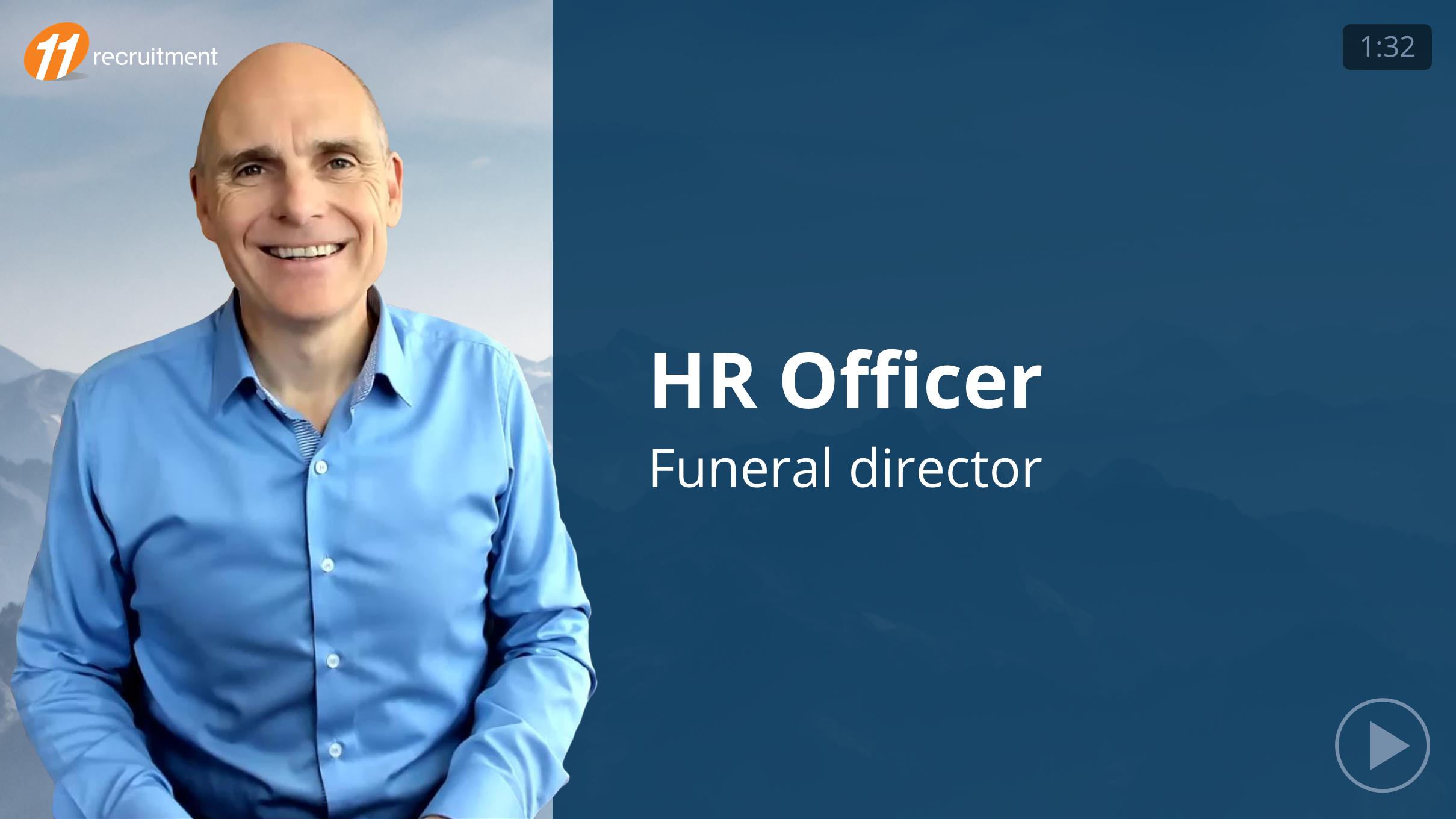 HR Officer - Funeral