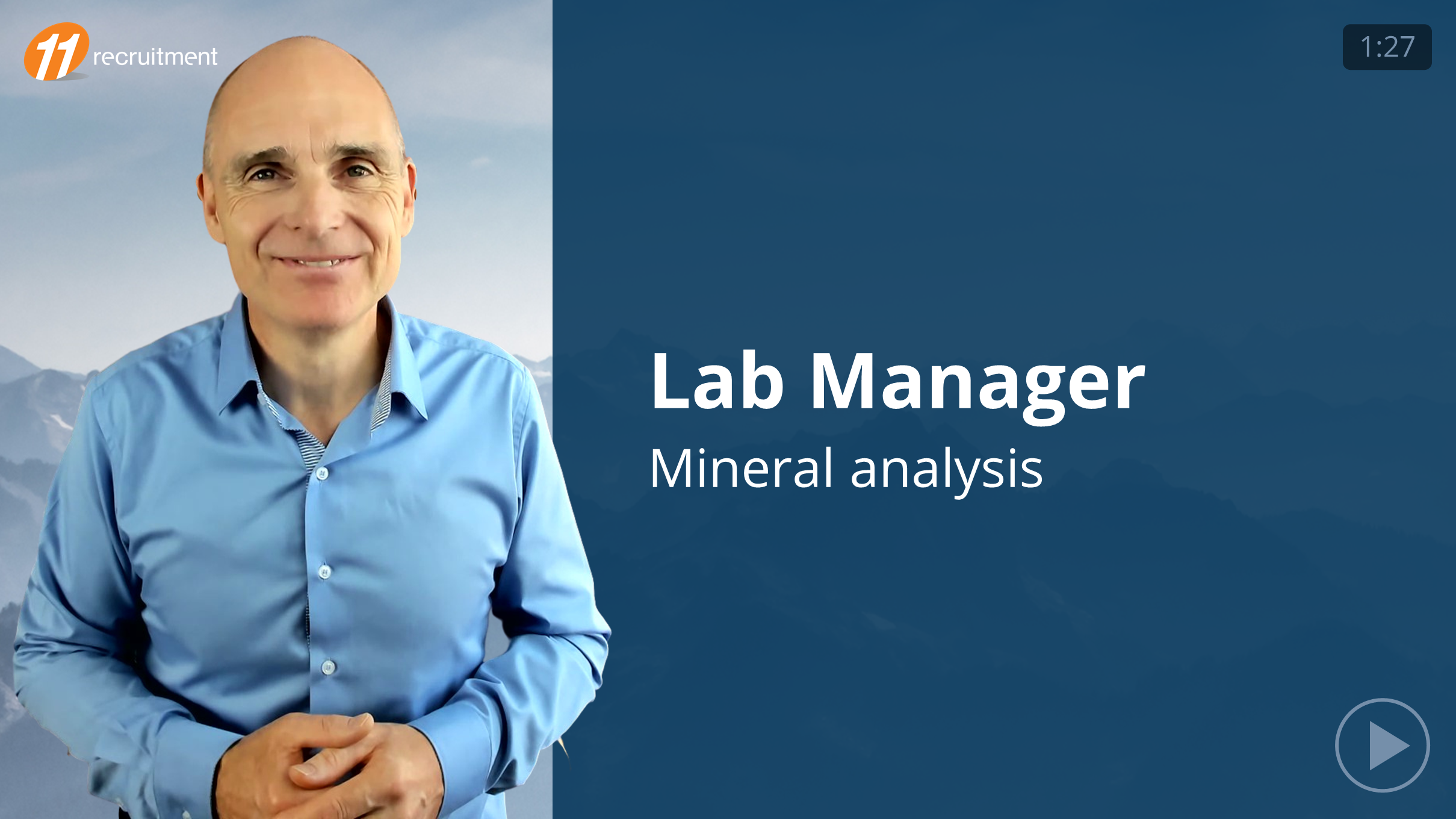 Lab Manager - Minerals