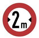 Restriction Sign