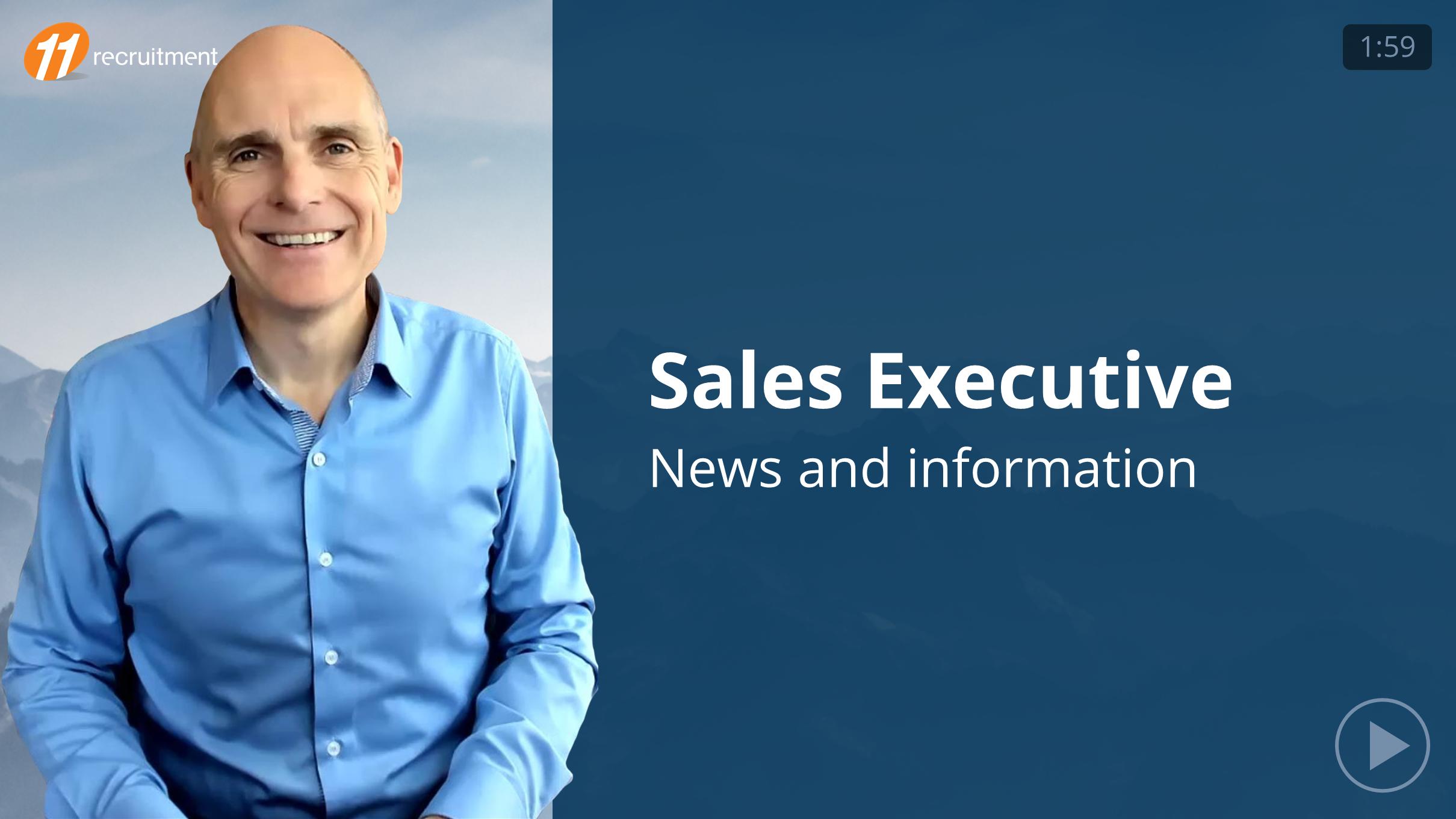 Sales Executive - News